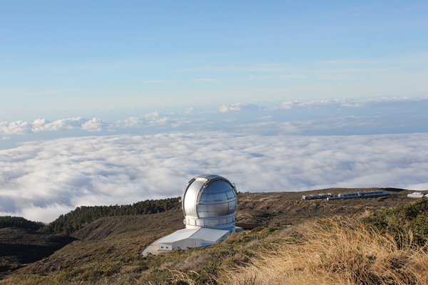 Astrotourismus auf La Palma