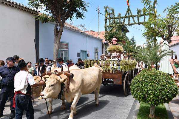 Traditional holidays La Palma