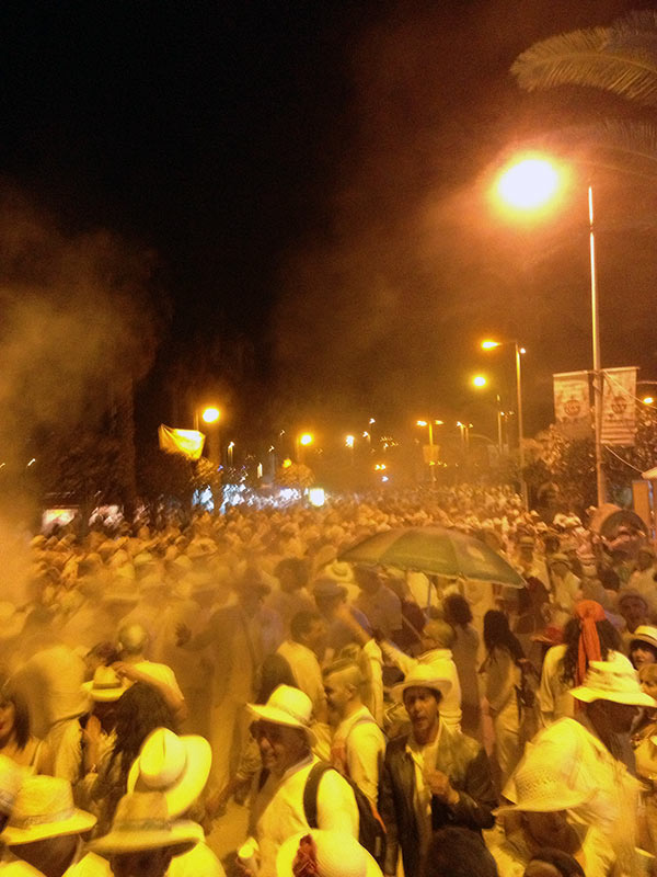 La Palma: Día de los Indianos